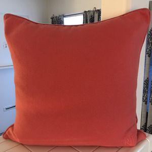 Ralph Lauren Coral Accent Pillow for Sale in Manhattan Beach, CA