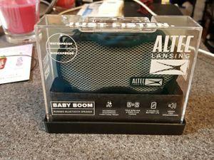 Altec Lansing Baby Boom Speaker for Sale in Boston, MA