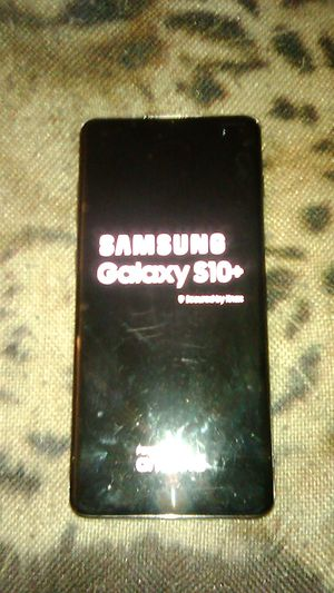 Samesung Galaxy s10+ for Sale in Wichita, KS