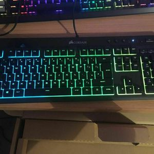 Corsair K55 KEYBOARD for Sale in Brooklyn, NY