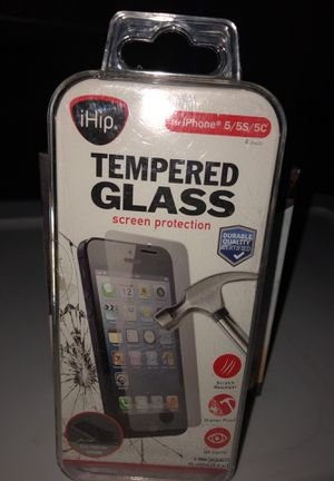 IHip Tempered Glass for Sale in San Diego, CA
