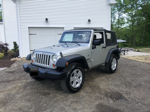 2007 Jeep Wrangler X Sport Utility 2D for Sale in Haddam, CT