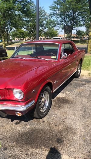 65 Ford mustang sweet car automatic $9850 for Sale in Columbus, OH