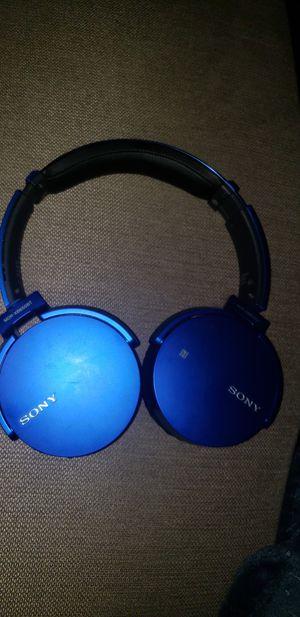 Sony wireless headphones for Sale in Southampton, PA