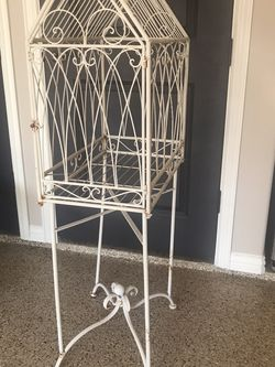 Large Metal Birdcage for Sale in Colleyville,  TX