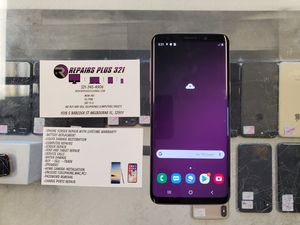 Unlocked Purple Galaxy S9 64gb for Sale in Melbourne, FL