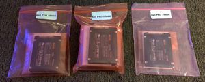 SAMSUNG SOLID-STATE DRIVES (SSD) - DESKTOP, LAPTOP, MACBOOK, XBOX, PLAYSTATION, SECURITY, ETC for Sale in Spring Hill, FL