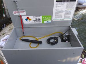 Industrial parts wash sink. New for Sale in Saint Albans, WV