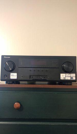 Pioneer AV Receiver Model VSX-822 for Sale in Atherton, CA
