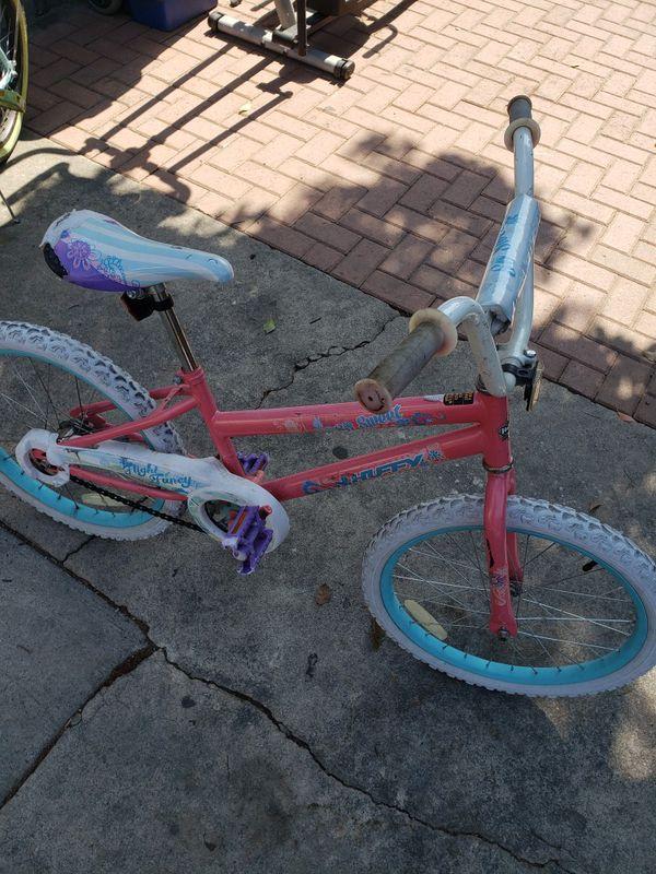 Free! Free! Free! Huffy girl bike