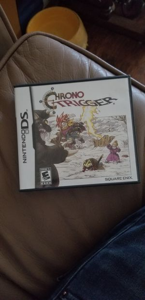Chrono Trigger Nintendo Ds! for Sale in Downey, CA