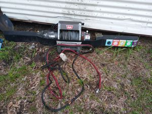 Warn winch for Sale in Kissimmee, FL