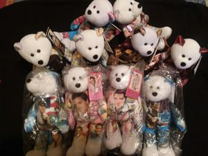 10 Elvis Presley themed Beanie babies for Sale in Highland, CA