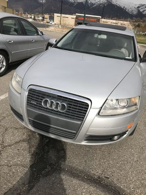 Selling my RARE 2006 Audi A6 4.2 V8 Quattro AWD !!! This car is in excellent condition and it's a monster on the snow ❄️!! Perfect for Utah's Four Se for Sale in South Salt Lake, UT