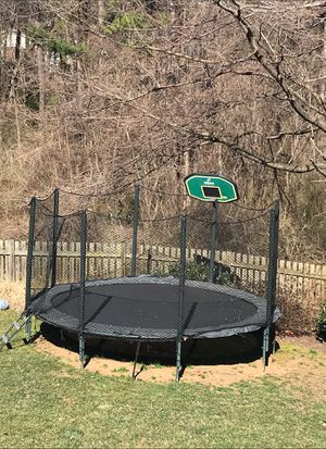 AlleyOop Trampoline 14ft for Sale in Annandale, VA