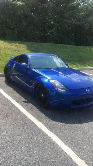 04 Nissan 350z for Sale in Hyattsville, MD
