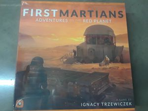 First Martians board game NEW for Sale in Fort Pierce, FL