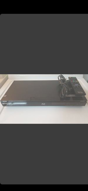 SONY BLU RAY DISC PLAYER (WORKS) for Sale in Delray Beach, FL