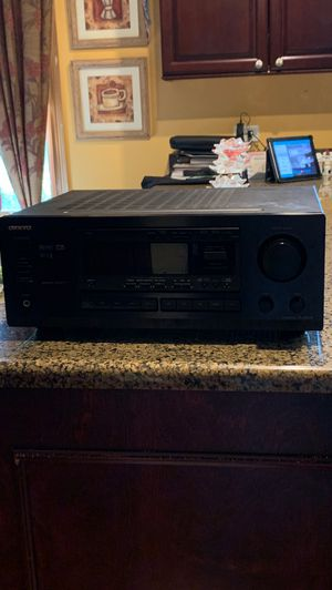 Onkyo Stereo ; Dolby Digital Re-EQ for Sale in Naperville, IL