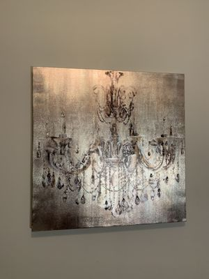 Chandelier Canvas for Sale in Hollywood, FL