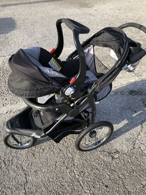Stroller and car seat baby trend!! for Sale in West Palm Beach, FL