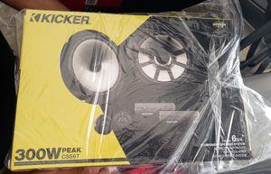 Kicker components for Sale in Pomona, CA