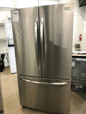Stainless Steel Side by Side Refrigerator for Sale in St. Louis, MO