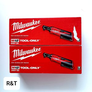 Milwaukee M12 12-Volt Lithium-Ion Cordless 3/8 in. Ratchet (Tool-Only) for Sale in Fullerton, CA