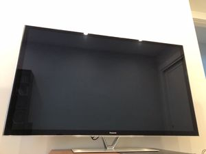 "Panasonic VT60, 60"" Plasma for Sale in San Francisco, CA"