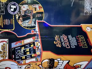 BURGERTIME ARCADE GAME WITH CABINET NIB for Sale in Encinitas, CA