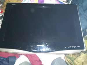 sharp 37 inch tv for 60 $ for Sale in Woonsocket, RI