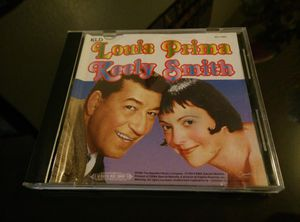 1994 Louis Prima & Keely Smith CD for Sale in Everett, WA