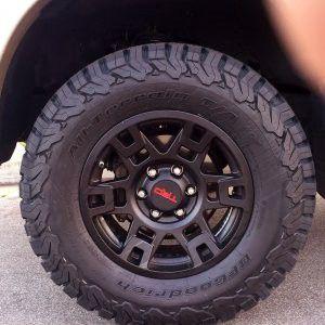 TRD Pro rims 4Runner rims Tundra rims Tacoma rims Sequoia rims FJ Cruiser rims Toyota Wheels TRD Pro Wheels for Sale in Fullerton, CA