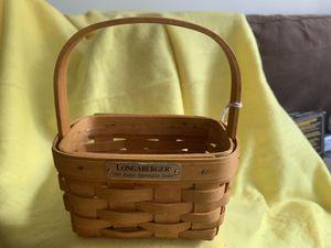 Longaberger 1998 hostess appreciation basket for Sale in Winter Haven, FL