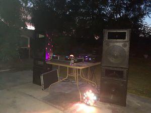 Dj system for Sale in Riverside, CA