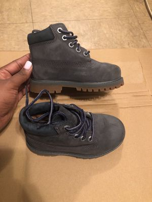 Timberland boots kids for Sale in Philadelphia, PA