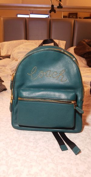 Coach medium backpack for Sale in Hayward, CA