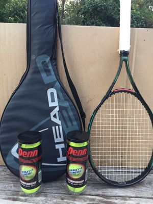Head Tennis Racket for Sale in Spring, TX