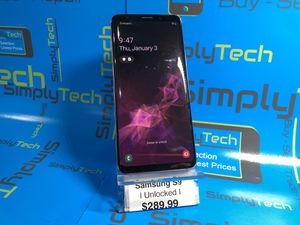 Samsung Galaxy s9 Unlocked for Sale in Vancouver, WA