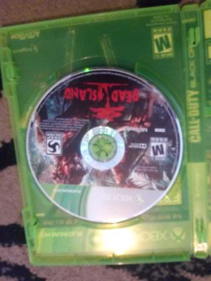 XBOX 360 GAME DEAD ISLAND ASKING $15 FIRM for Sale in Phoenix, AZ