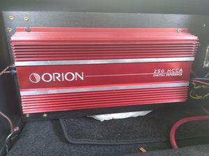 Orion 250 HCCA digital reference old school amp made in USA for Sale in Chesapeake, VA