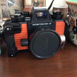 Nikonos-V Dive Camera for Sale in Fort Lauderdale, FL