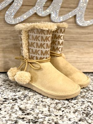 New - Michael Kors Children's Boots Size 7 for Sale in Riverview, FL