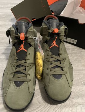 Travis Scott's Jordan 6s for Sale in Industry, CA