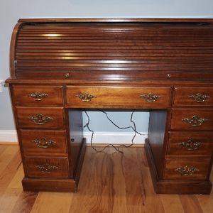 Antique Roll Top Desk for Sale in Davidsonville, MD