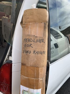 Headliner for ford ranger for Sale in Poway, CA