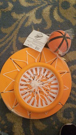 Ceiling SWISH gane and 1 stuffed ball for Sale in Newton, MA