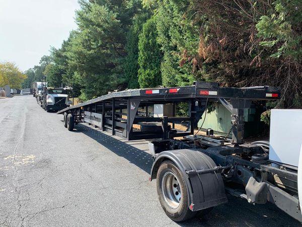3 car trailer Take3
