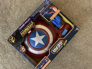 Avengers nerf gun Captain America for Sale in Newport Beach, CA