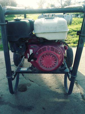 8 horsepower Honda motor on cart for Sale in Gardena, CA